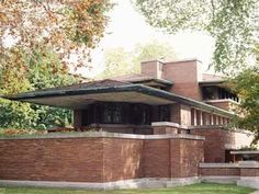prairi style, new houses, modern architecture, dream hous, frank lloyd wright, house styles, chicago, homes, design