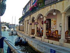 Port Grimaud in France