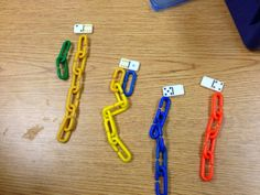 Kindergarten and Mooneyisms: Domino Addition With Manipulatives