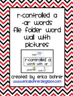 r- file folder game