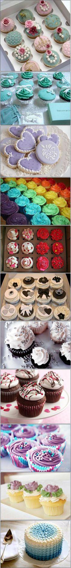 cake cookies, cupcak mix, amaz cupcak, food, decorating ideas, decorated cookies, cup cake, cake for 21st, cupcake cakes