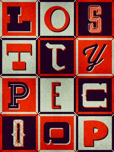 Props to Lost Type