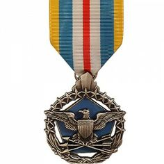 """The Defense Superior Service Medal (DSSM) is the second highest award bestowed by the Department of Defense. Awarded in the name of the Secretary of Defense, the award is presented to members of the U.S. Armed Forces who perform """"superior meritorious service in a position of significant responsibility."""" Created on February 6th, 1976 by President Gerald R. Ford's Executive Order 11904, it is typically awarded only to senior officers of the Flag and General Officer grade."""