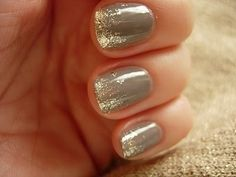 nails nails nails nails nails nails. holiday nails, nail polish, french manicures, glitter nails, sparkle nails, brush, new years, sparkly nails, the holiday
