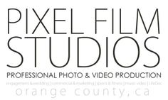 Pixel FIlm Studios - Orange County Wedding Service