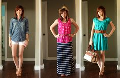 7 pieces 9 ways! I LOVE this blog!