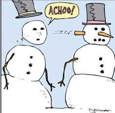 Snowman Joke