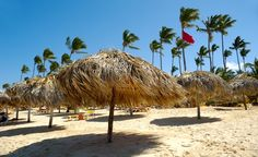 Punta Cana in the Dominican Republic. (From: Photos: 10 Most-Visited Caribbean Islands)