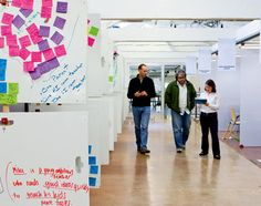 The Idea Lab at Stanford d.school