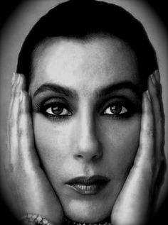Francesco  Scavullo  / Cher