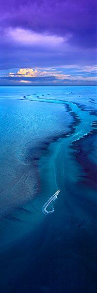Ocean River, Montgomery Reef - Ken Duncan Panographs