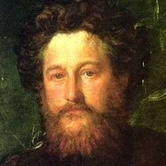 William Morris, founder of the Arts and Crafts movement