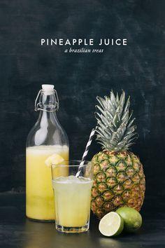 The House That Lars Built.: Brazilian pineapple lime juice