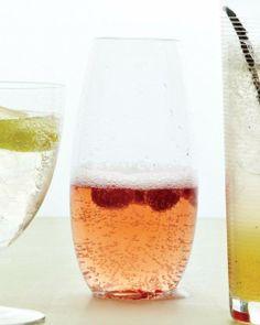 Rosy Raspberry Spritzer Recipe