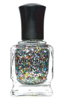 Happy Birthday nail polish: sparkle up a storm!