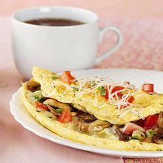 egg recipes, breakfast eggs, diabetic living, diabetic friendly, diabetic recipes