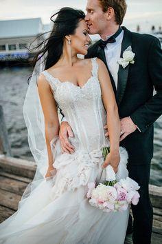 Perth wedding | Natasja Kremers Photography | see more on: http://burnettsboards.com/2014/09/glamorous-wedding-cutest-flower-girls/
