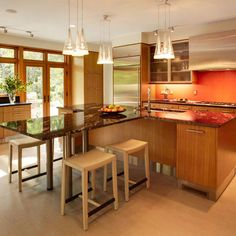kitchen ideas on pinterest kitchen layouts pantries and walk in