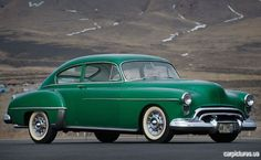 1949 Oldsmobile 76 ~ (mild custom)