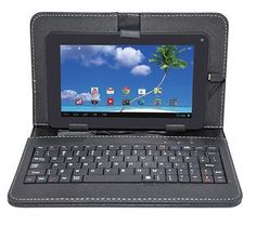 """For you techies, get the Proscan 7"""" Tablet 8GB Memory Bonus Keyboard & Case on sale for $49.99, plus get 2 SB for every dollar spent (more that 2%) on all your back to school fashion at Walmart"""