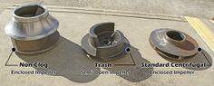 Large Diameter Impellers Make Trash Pumps More Versatile