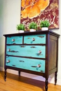 House of Rumours » refinished furniture