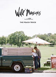 // Wild Measures: The Peach Truck  |  The Fresh Exchange