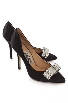 zapato, salvatore ferragamo, bow pump, high heel, woman shoes