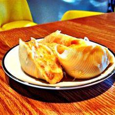 Buffalo Chicken Stuffed Shells Allrecipes.com