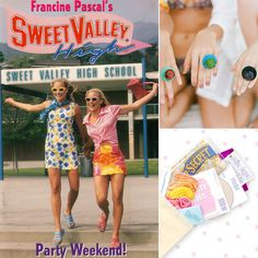Everything you need to throw a '90s-themed bachelorette party or bridal shower!!!