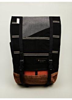 Sunbrella Slash Backpack   Master-Piece