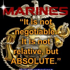 Marines the Whole Truth
