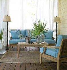 Windmark Beach House Porch