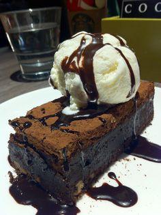 Choc cake - Ben's