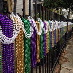 Mardi Gras on St. Charles