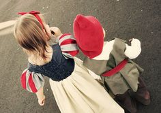 Snow White for Halloween