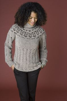 Ladylike Pullover