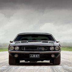 1972 #Dodge #Challenger R/T