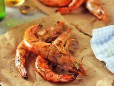 Ginger-Soy-Lime Marinated Shrimp by Bobby Flay. Let's go, #TeamBobby!
