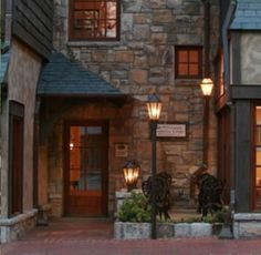 old edward inn, highlands, nc