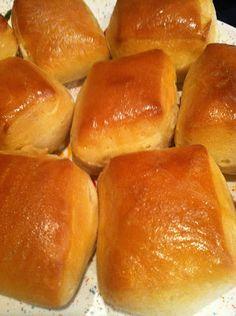 Texas Roadhouse Rolls - copycat recipe