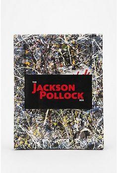 The Jackson Pollock Box $14.99