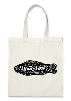 Swedish Fish Tote