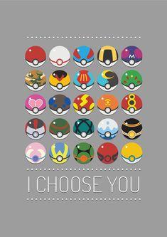I Choose you! by Adrian Goh