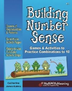 Math Coach's Corner: Composing and Decomposing Numbers: Cube Trains. Math Coach's Corner: Composing and Decomposing Numbers: Cube Trains. Learning the combinations for numbers through 10 is an essential Kindergarten skill.  This entire book is nothing but activities for combinations to 10!  Read more and grab a FREEBIE!