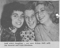 Regulars Arlene Sullivan, Joe Jacovini, Frani Giordano.