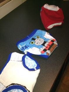 How to Sew Your Own Reusable Toddler Training Pants