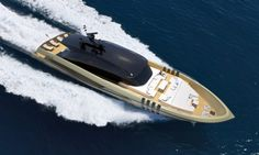 The NB 89 Superyacht by Mengi Yay
