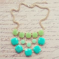 Crew Necklace on Pinterest J Crew Jewelry, J Crew Style and Coral ...