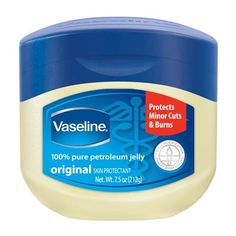 6 Ways to Use Vaseline in Your Beauty Regimen